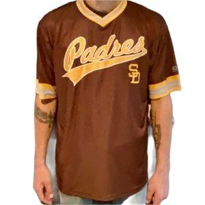 San Diego Padres vintage look jersey